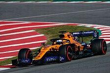 Formel-1-Test: Neue McLaren-Bestzeit nur Show oder echte Pace?