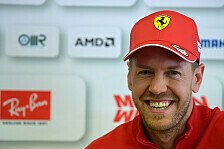 Formel 1: So schwören sich Vettel & Ferrari auf Australien ein