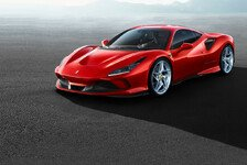 Bilder: Der neue Ferrari F8 Tributo