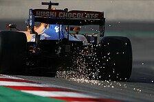 McLaren-Sportdirektor de Ferran: Zufrieden mit Renault