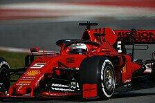 Formel 1 2019 Galerie: 2. Testfahrten in Barcelona - Freitag