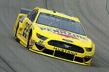 NASCAR Las Vegas: Champion Joey Logano siegt in Sin City