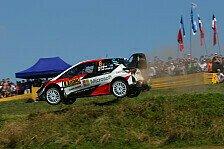 ADAC Rallye Deutschland 2019: Route verspricht geballte Action
