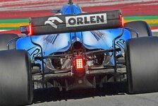 Formel 1 Technik-Check Williams FW42: Letzter und Langsamster?