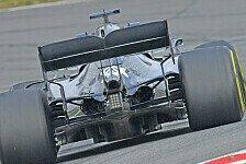 Formel 1, Mercedes: Kühlungsdefizit durch generelles Konzept
