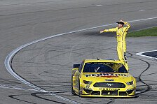 NASCAR 2019: Fotos Rennen 3 - Las Vegas Motor Speedway
