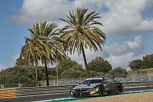 DTM - Video: DTM Young Driver Test mit Kubica und Co: Tag 1 in Jerez