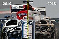 Formel 1 Technik-Check Alfa C38: Der Radikalste von allen