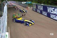 Formel E heute vor 4 Jahren: Das kontroverseste Titel-Finale