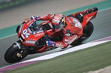 MotoGP Katar 2019: Dovizioso schlägt Marquez in letzter Kurve