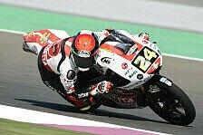 Moto3 Katar 2020: Suzuki holt 1. Pole Position des Jahres