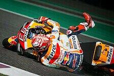 MotoGP - Marc Marquez: 2019 kein Crash-Kid mehr