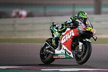 Cal Crutchlows MotoGP-Comeback: Arsch nicht gespürt, dennoch P3