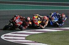 MotoGP - Bilder: Katar GP - MotoGP Katar 2019: Das Rennen in Bildern