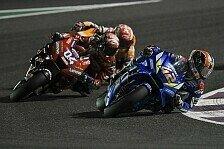 MotoGP: Das sagen Marquez, Rossi und Rins zum Ducati-Urteil