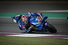MotoGP-Test Katar 2020: Bestzeit für Alex Rins an Tag eins