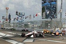 IndyCar sagt alle Saisonrennen bis Ende April ab