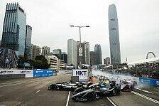 Formel E Hongkong: Vandoorne beschert HWA die ersten Punkte