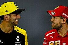 Formel 1, Ricciardo als Vettel-Ersatz? Renault hat Priorität