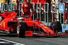 Formel 1 Australien, Ferrari außer Form: Vettel fehlt Vertrauen