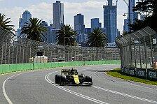 Formel 1 2021: Melbourne & Barcelona bauen Strecken um