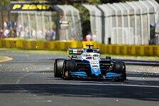 Formel 1, Williams desaströser Letzter: Kubicas Auto zerfällt