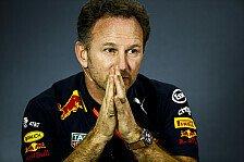 Formel 1, Red Bull: Neue Regeln 2022 auch noch unverantwortlich