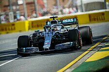 Formel 1 Live-Ticker Australien: Mercedes im Training vorn