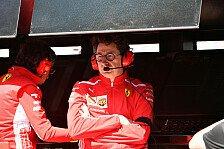 Formel 1 2020: Ferrari strukturiert Technik-Abteilung um