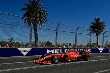 Formel 1 Australien 2019: Regeln, Fahrer & Teams: Die Neuheiten