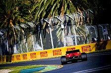 Formel 1 2019 Melbourne, Training kompakt beim Australien GP