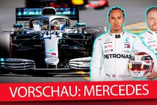 Formel 1 - Video: Mercedes: Formel-1-Saisonvorschau 2019