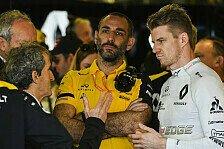 Formel 1, Renault warnt vor Budgetgrenze: Hilft Top-Teams sogar