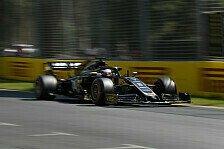 Formel 1, Australien: Boxenstopp verpatzt - Deja-vu für Haas