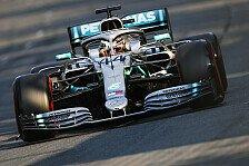 Formel 1, Australien 2019: Hamilton auf Pole, Vettel chancenlos