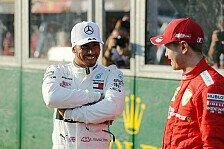 Formel 1 - Teamtausch zwischen Vettel und Hamilton?