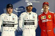 Formel-1-Favoritencheck Australien: Vettel glaubt an Siegchance