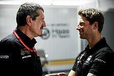 Formel 1, Haas-Teamchef: Grosjean ist Plan A für Bahrain II