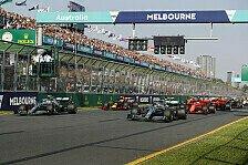 Formel 1 2020: Pirelli nennt Reifenmischungen für erste Rennen