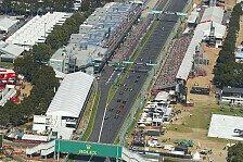 Formel 1, Australien: Waldbrände beschäftigen die Szene