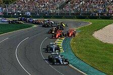 Formel 1: Coronavirus-Lage in Australien, Bahrain, Vietnam