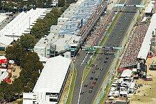 Formel 1 wegen Coronavirus in Sorge: Wackelt der Rennkalender?