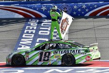 NASCAR 2019: Fotos Rennen 5 - Auto Club Speedway