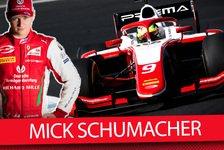 Formel 2 - Video: Das erwartet Mick Schumacher in der Formel 2 2019
