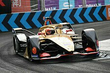 Formel E 20919, Monaco: Vergne erbt Pole - Debakel für Lotterer