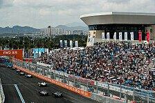 Coronavirus: Formel-E-Rennen in China 2020 ungewiss