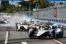 Formel E 2019/20: Nissan mit gleichen Fahrern und neuem Motor