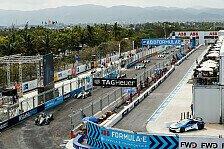 Formel E: Rennen in Sanya wegen Coronavirus vorläufig abgesagt