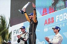 Formel E 2019: Ergebnis Sanya-Rennen und Stimmen der Top-10