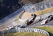 Unfall auf Nordschleife: VW Jetta überschlägt sich sechsmal